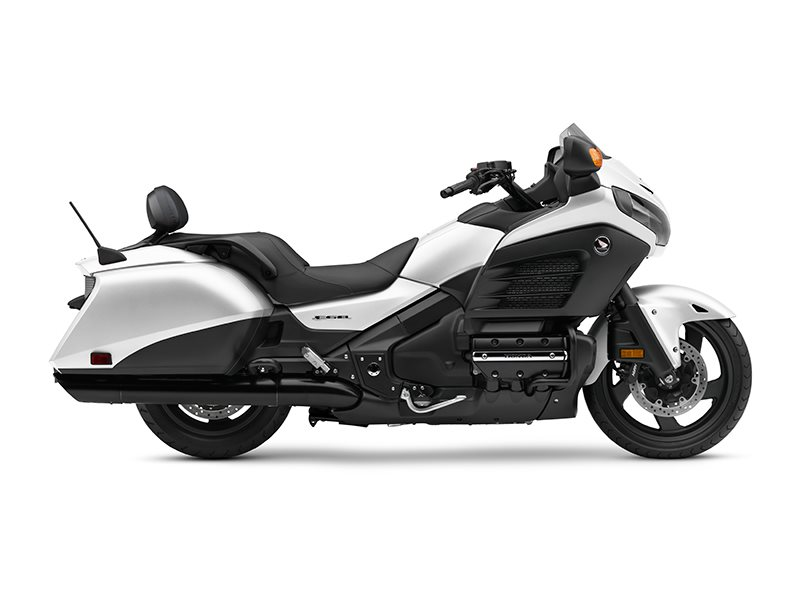 New 2016 Honda Gold Wing F6B® Deluxe Motorcycles in ...