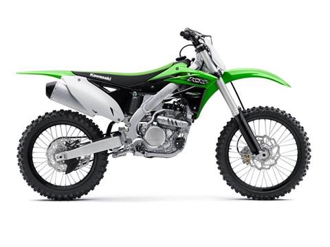 2016 Kawasaki KX™250F in Rockingham, North Carolina