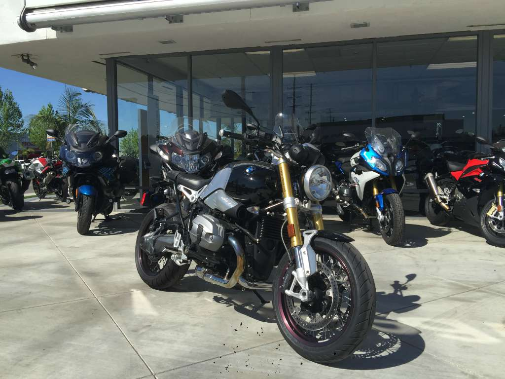 2015 BMW R nine T in Orange, California