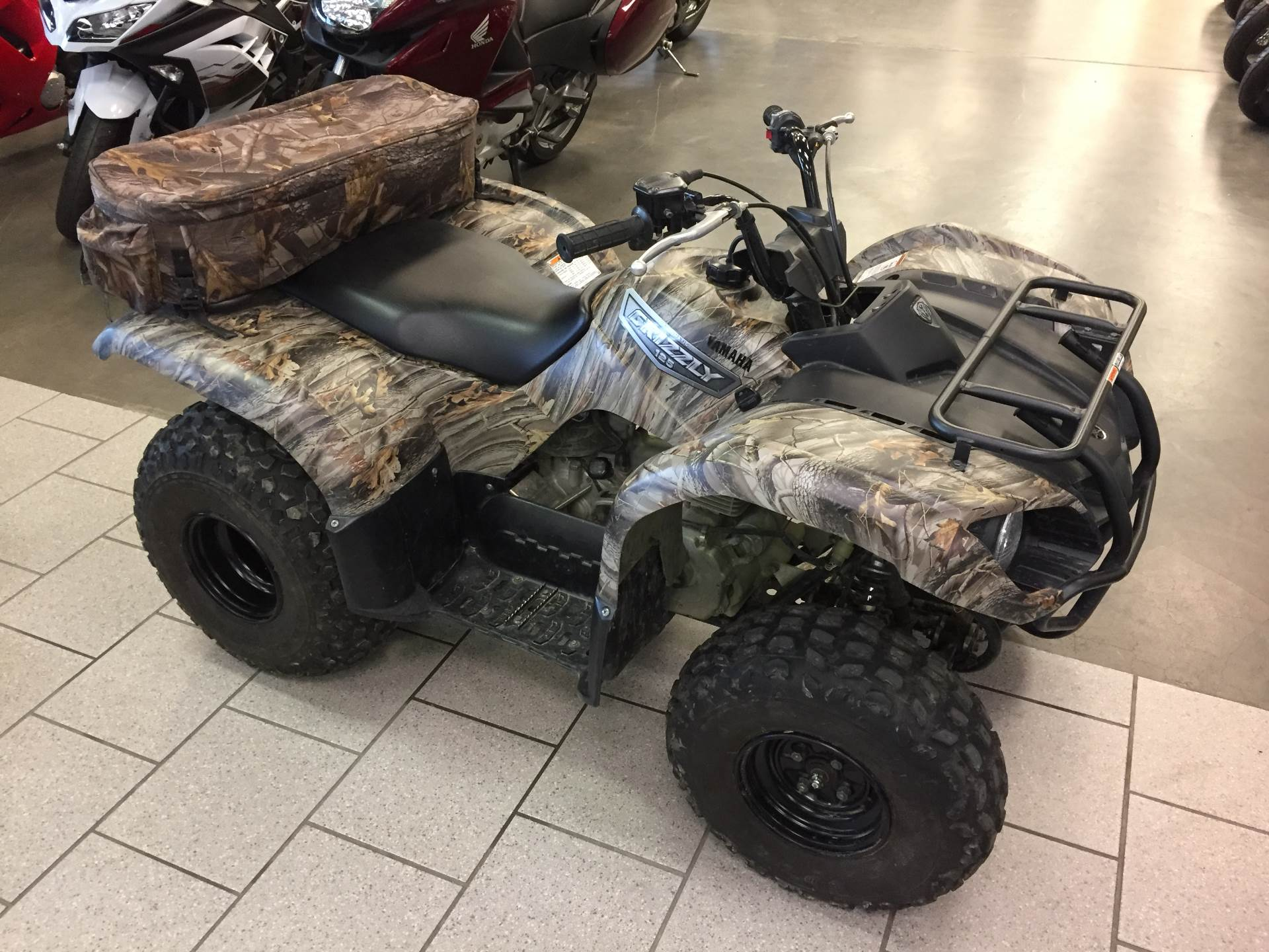 2007 Grizzly 125 Automatic
