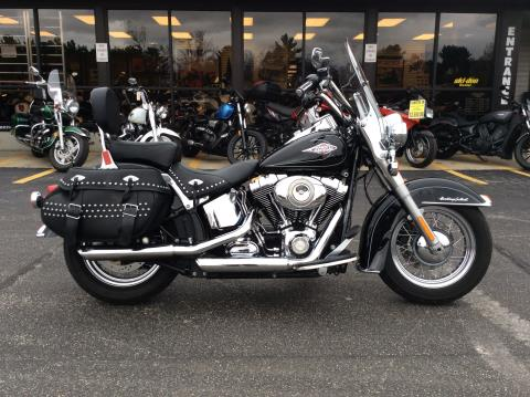 2011 Harley-Davidson Heritage Softail® Classic Peace Officer  in Hooksett, New Hampshire