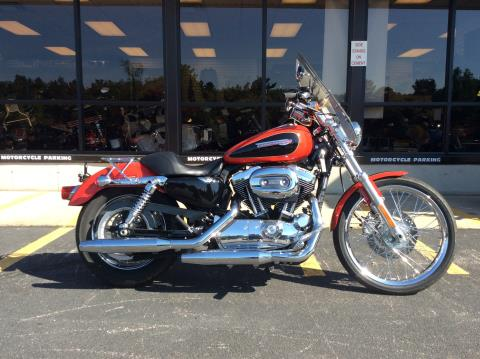 2010 Harley-Davidson Sportster® 1200 Custom in Hooksett, New Hampshire