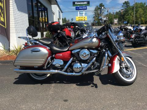 2007 Kawasaki Vulcan® 1600 Nomad™ in Hooksett, New Hampshire