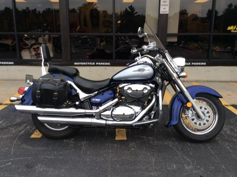 2008 Suzuki Boulevard C50 in Hooksett, New Hampshire