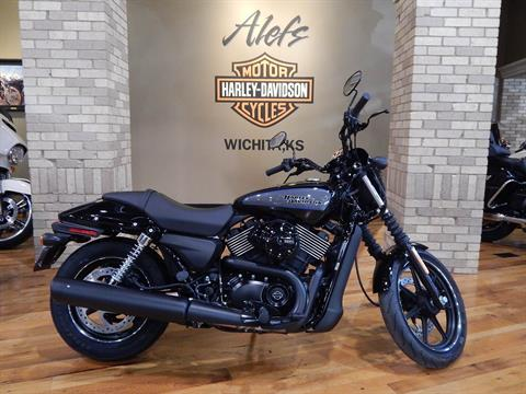 2017 Harley-Davidson Street® 750 in Wichita, Kansas