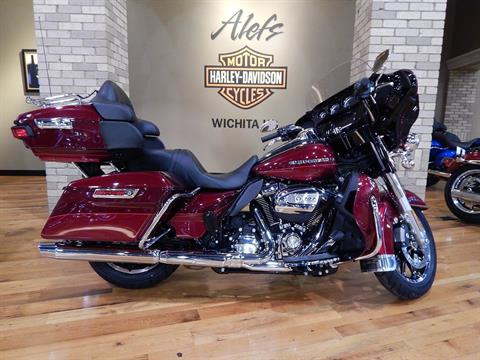 2017 Harley-Davidson Ultra Limited Low in Wichita, Kansas