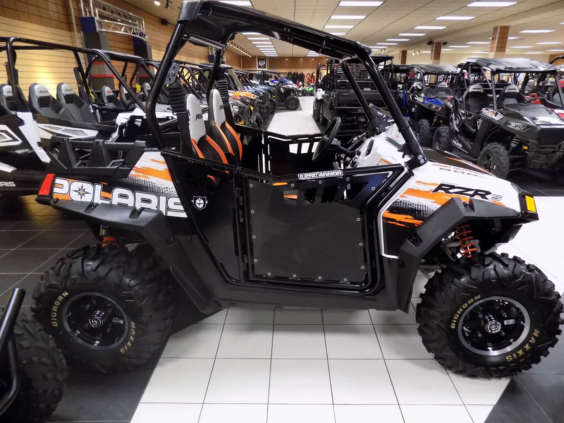 2012 polaris ranger rzr s 800 le for sale chanute ks 592419. Black Bedroom Furniture Sets. Home Design Ideas