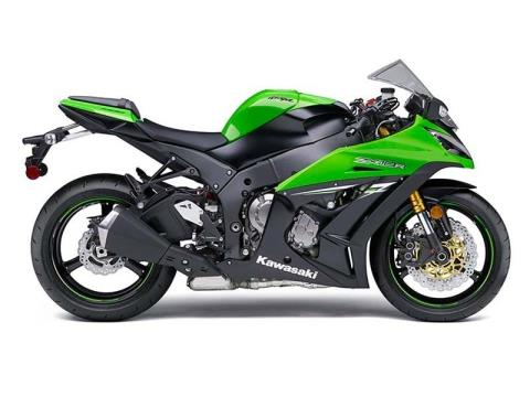2014 Kawasaki Ninja® ZX™-10R ABS in Beckley, West Virginia