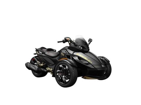 2016 Can-Am Spyder® RS-S SE5 in Moorpark, California