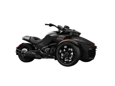 2016 Can-Am Spyder® F3-S Special Series in Moorpark, California
