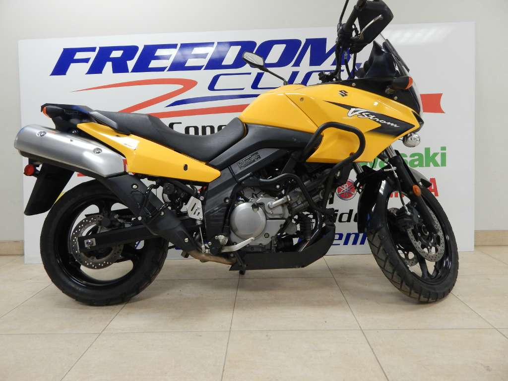 2008 suzuki v strom 650 for sale concord nh 523522. Black Bedroom Furniture Sets. Home Design Ideas