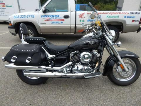 2010 Yamaha V Star Silverado in Concord, New Hampshire