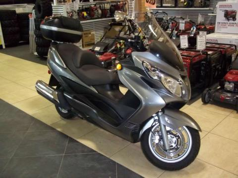 2011 Suzuki Burgman™ 400 ABS in Concord, New Hampshire