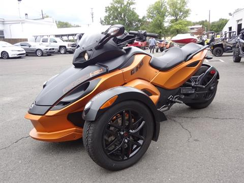 2011 Can-Am Spyder® RS-S SE5 in New Britain, Pennsylvania