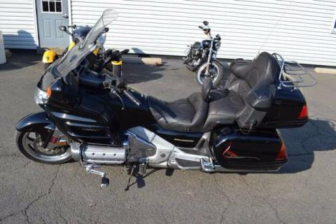 2002 Honda Gold Wing  ABS in New Britain, Pennsylvania