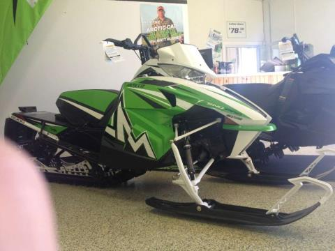 "2016 Arctic Cat M 6000 141"" Sno Pro® ES in Independence, Iowa"