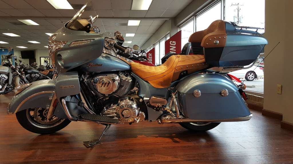 2016 indian roadmaster blue 2016 indian touring for Honda and yamaha of knoxville