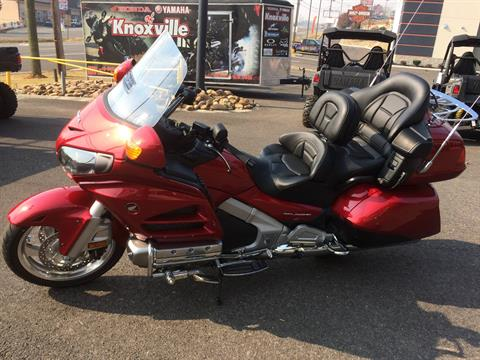 2016 Honda Gold Wing® Navi XM in Knoxville, Tennessee
