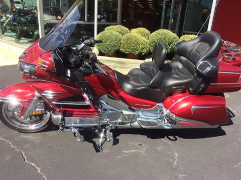 2013 Honda GL1800AD Gold Wing Airbag in Knoxville, Tennessee