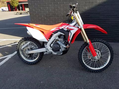 2017 Honda CRF®450R in Knoxville, Tennessee