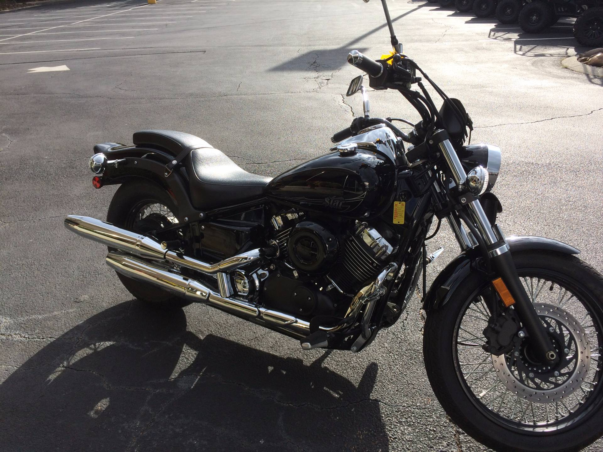 Used 2015 yamaha v star 650 custom motorcycles in for Yamaha of knoxville