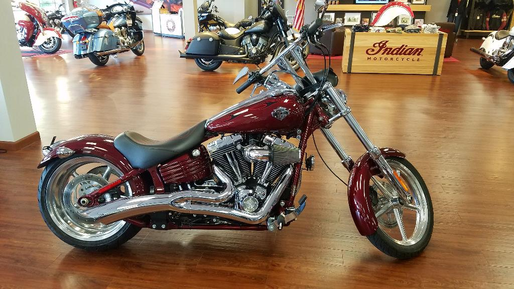 2009 Softail Rocker C