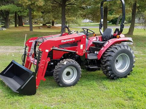 2016 Mahindra 2538 HST in Mount Pleasant, Michigan