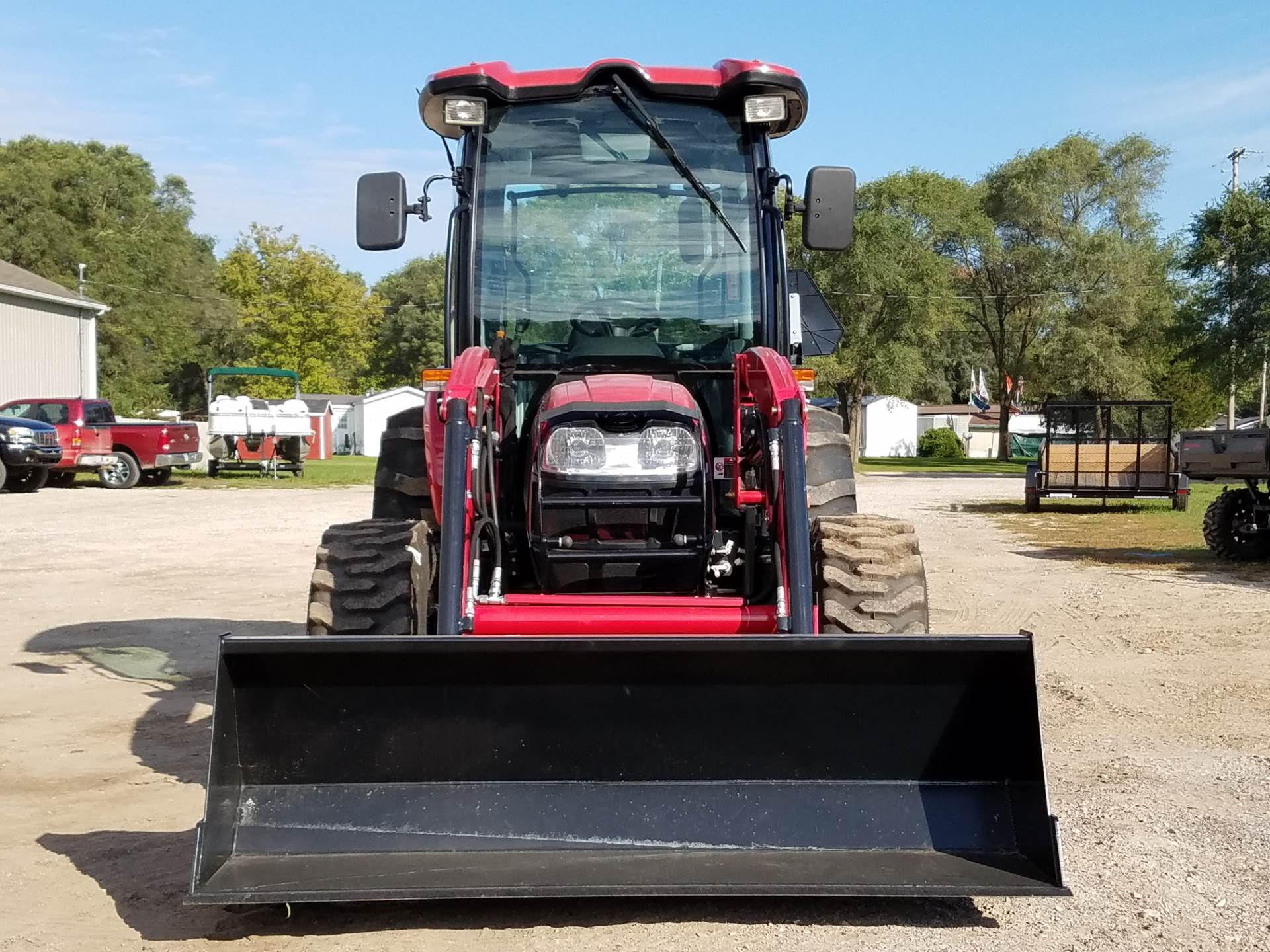 2016 Mahindra 3550 PST Cab in Mount Pleasant, Michigan