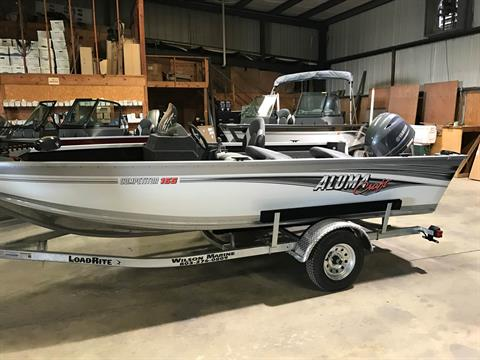 2017 Alumacraft Competitor 165 CS in Newberry, South Carolina