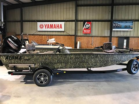 2016 Alumacraft MV2072AW SC LX Camo in Newberry, South Carolina