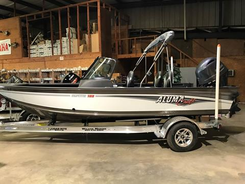 2017 Alumacraft Competitor 185 Sport in Newberry, South Carolina