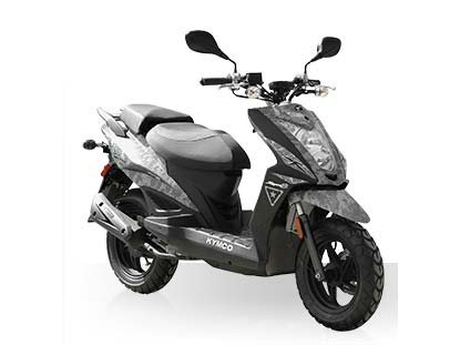 2015 Kymco Super 8 50X in Sturgeon Bay, Wisconsin