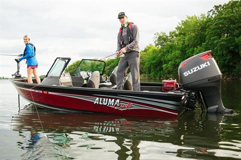 2017 Alumacraft Competitor 185 Sport in Superior, Wisconsin