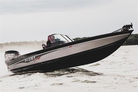 2017 Alumacraft Competitor 205 Sport in Superior, Wisconsin