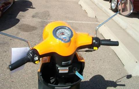 2017 Genuine Scooters Buddy 50 in Fort Collins, Colorado