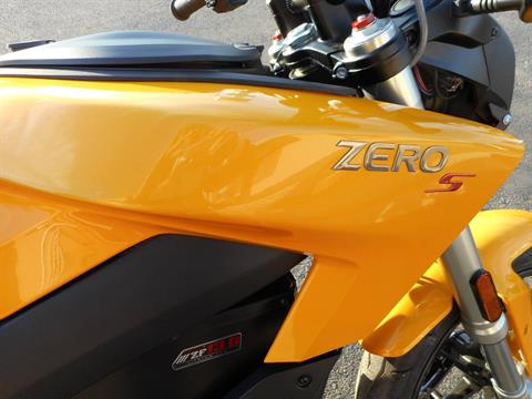 2017 Zero Motorcycles S ZF 13.0 in Fort Collins, Colorado