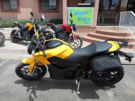 2015 Zero Motorcycles 13.5 S in Fort Collins, Colorado