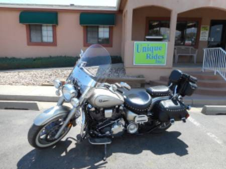 2004 Yamaha Roadstar Silverado in Fort Collins, Colorado