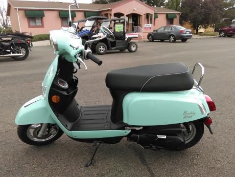 2017 Genuine Scooters Kick 125 in Fort Collins, Colorado