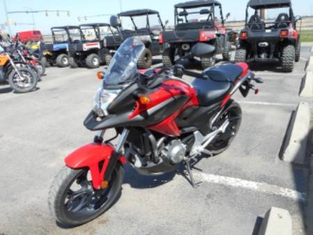 2013 Honda NC700X in Fort Collins, Colorado