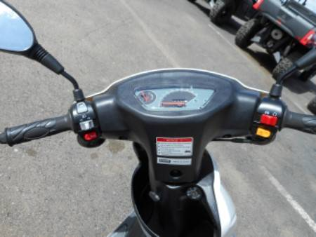 2017 Chicago Scooter Company GO in Fort Collins, Colorado