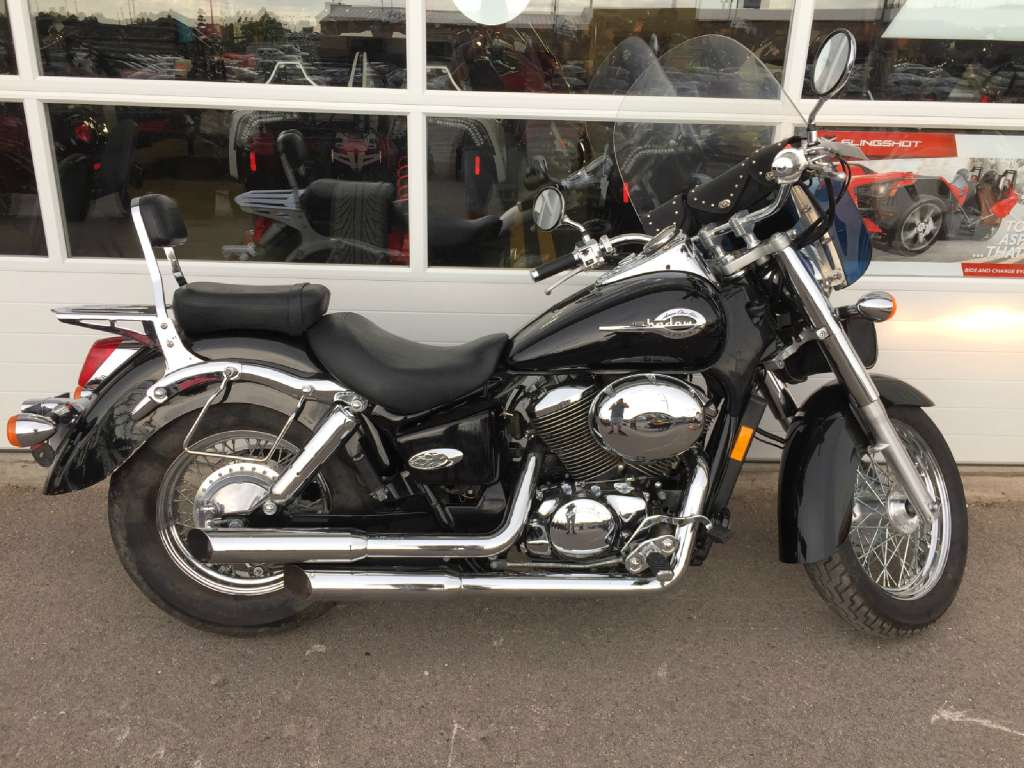 Used 2003 Honda Shadow ACE 750 Deluxe Motorcycles in Rapid City, SD