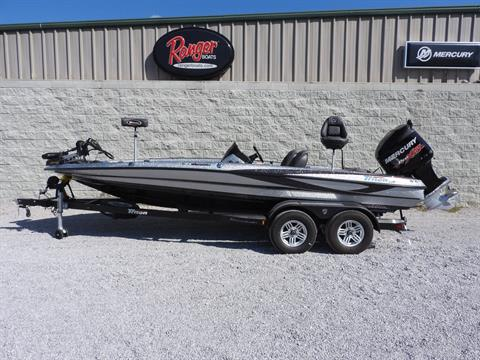 2017 Triton 20 TRX Patriot in Harriman, Tennessee