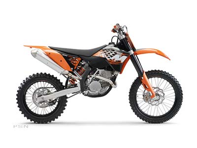 2008 KTM 250 XCF-W in Lumberton, North Carolina