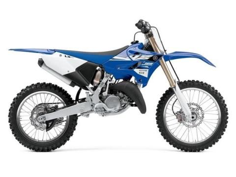 2015 Yamaha YZ125 in Fairview, Utah