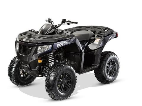 2015 Arctic Cat XR 550 XT™ EPS in Fairview, Utah