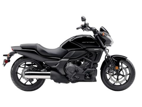 2014 Honda CTX700N in Cleveland, Ohio