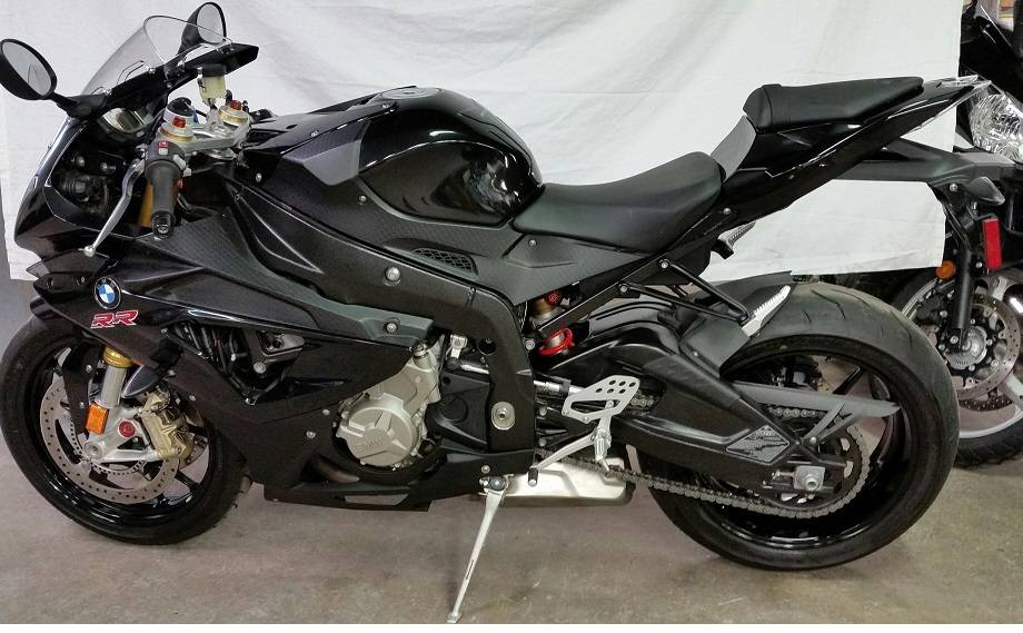2014 BMW S1000RR in Falmouth, Maine
