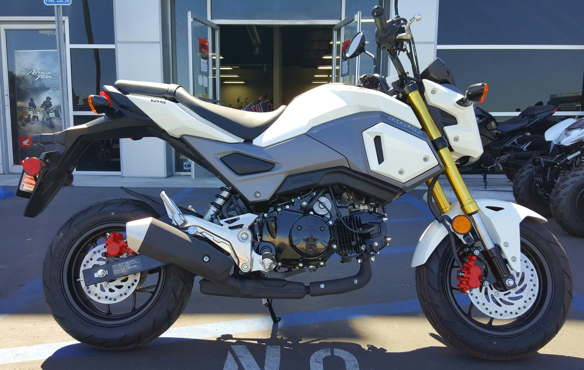 New 2017 Honda Grom® Motorcycles in Carson, CA