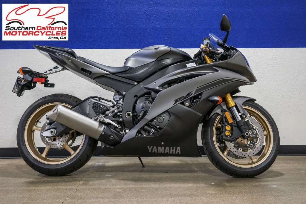 Used 2014 yamaha yzf r6 motorcycles in brea ca for Yamaha credit application